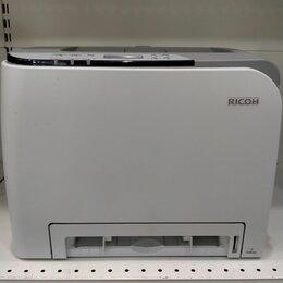 Принтеры, сканеры и МФУ - Принтер Ricoh, 0