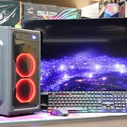 Настольные компьютеры - Офисный ПК Athlon 200GE 8GB RAM 240 GB RNDM NEW, 0