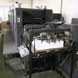 Полиграфическое оборудование - Офсетная машина Heidelberg MOVP-H, 0