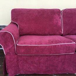 Чехлы для мебели - Чехол для дивана-кровати Экторп (Икеа), 0