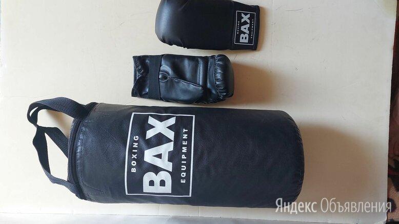 Детская груша и перчатки. по цене 1500₽ - Тренировочные снаряды, фото 0