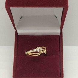 Кулоны и подвески - П.Ос-12 Кольцо с камнями, золото 585 id 41296, 0