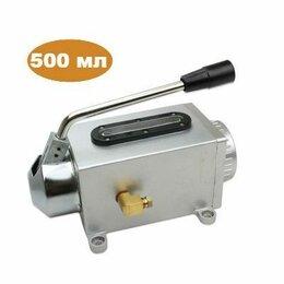 Установка для подачи смазки - Ручной масляный насос - система смазки станка чпу (ручная масло-станция), 0