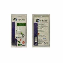 Изоляционные материалы - Анаэробный клей-герметик AQUALINK Высокопрочный 50г в блистере, 0