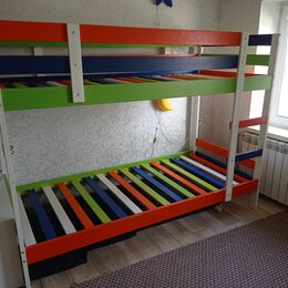 Кроватки - Кровать IKEA mydal мидал двухъярусная, 0