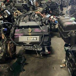 Двигатель и топливная система  - Двигатель Бмв Х3 2.0 141лс N46B20BD Е83, 0