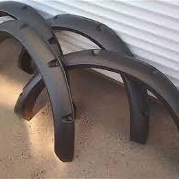 Кузовные запчасти - Расширители колесных арок нива урбан, 0