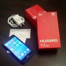 Мобильные телефоны - Huawei Y3 4G(LTE) Grey, 0
