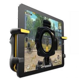 "Рули, джойстики, геймпады - Геймпад M18 (джойстик) для планшетов ""Speed Shooter for PAD"" (2шт), 0"