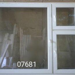 Окна - Пластиковое окно (б/у) 1440(в)х1760(ш), 0
