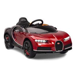 Электромобили - Детский электромобиль Bugatti Chiron 2.4G - RED - HL318, 0