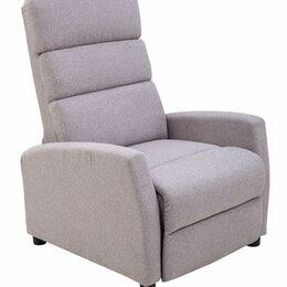 Кресла - Кресло реклайнер откидное DM04003 серое, 0