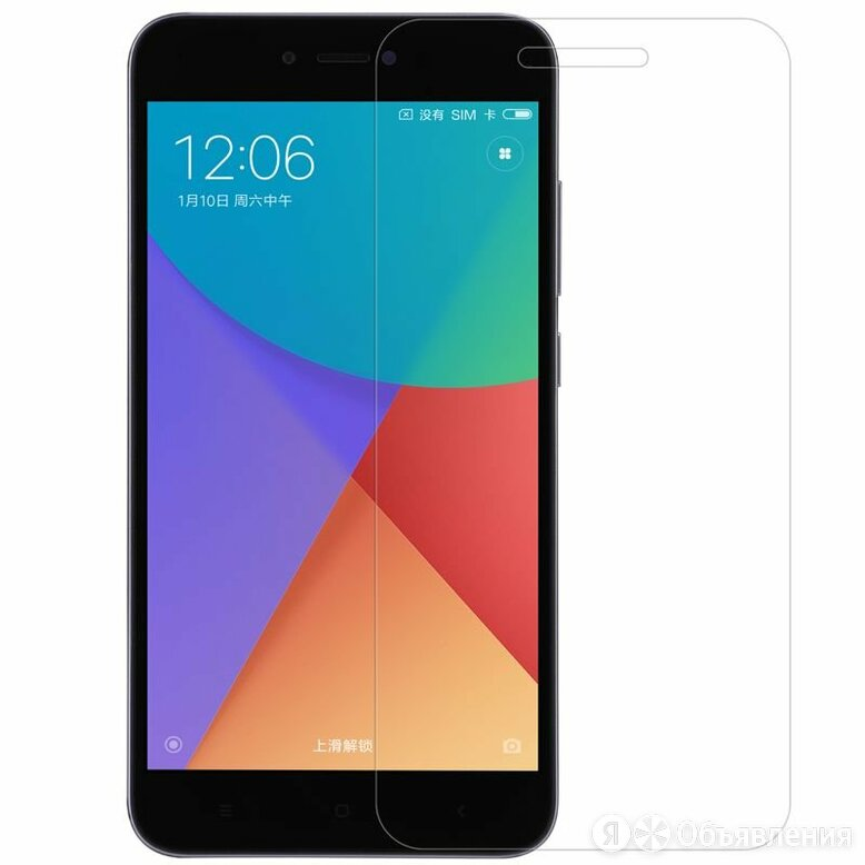Защитное стекло для Xiaomi Redmi Note 5A, 5A Prime по цене 150₽ - Защитные пленки и стекла, фото 0