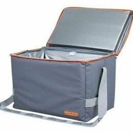 Сумки-холодильники и аксессуары - Сумка-холодильник Биосталь Дискавери, ледяной графит, 30 л, 0