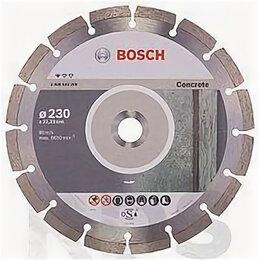 Диски отрезные - Диск алмазный отрезной сегментный 230х22,3х2,4мм…, 0