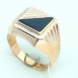Кольца и перстни - перстень / размер 18,5 / 3,98г / золото 585, 0