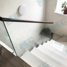 Лестницы и элементы лестниц - Лестничные ограждения из закалённого стекла и триплекса, 0