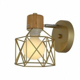 Бра и настенные светильники - Бра Stelitto Evoluce SLE110401-01, 0