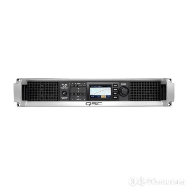 QSC QSC PLD4.2 4-канальный усилитель по цене 135050₽ - Аудиооборудование для концертных залов, фото 0