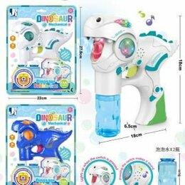 """Мыльные пузыри - Мыльные пузыри """"Динозавр"""", 0"""