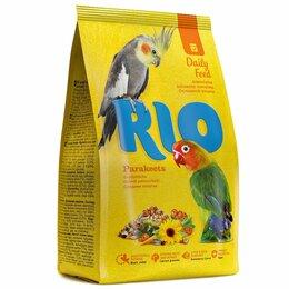 Корма - Корм для средних попугаев, 1 кг, 0