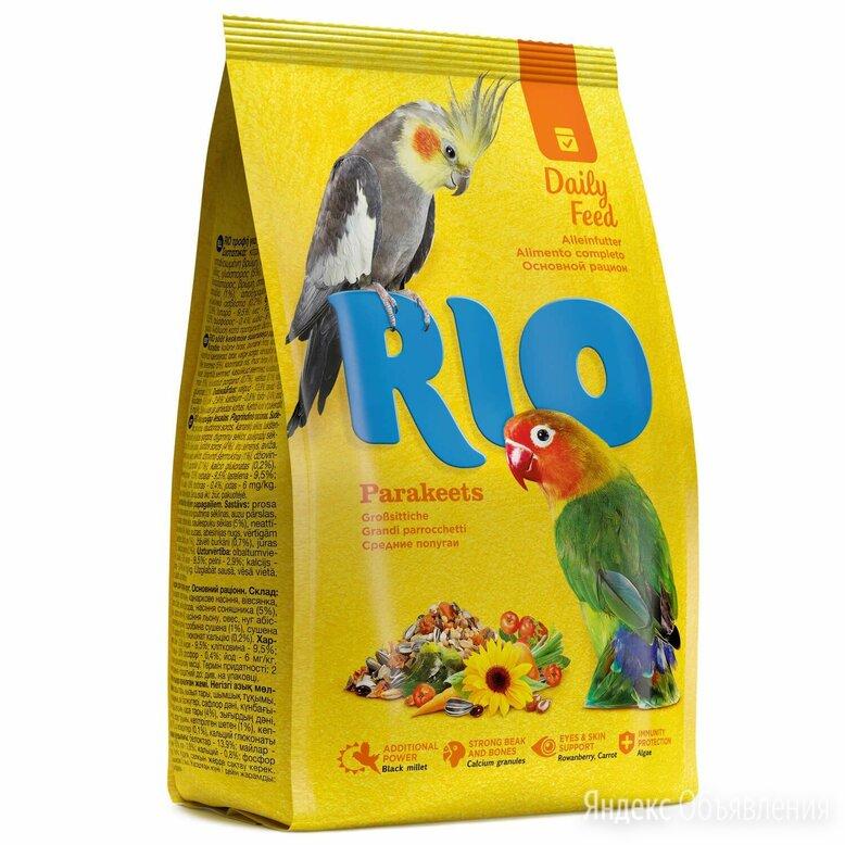 Корм для средних попугаев, 1 кг по цене 220₽ - Корма, фото 0