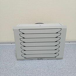 Водяные тепловентиляторы - Водяной тепловентилятор Ballu  BHP-W4-20-S, 0