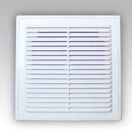 Аксессуары и запчасти - Решетка вентиляционная вытяжная 150*150 с сеткой 1515ЭС, 0