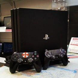 Игровые приставки - Игровая приставка Sony PlayStation 4 Pro 1Tb, 0