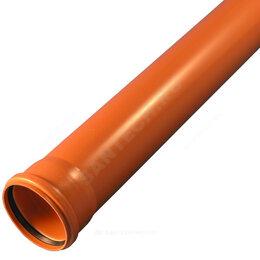 Водопроводные трубы и фитинги - Труба НПВХ SN4 110*3,2*2000 НК, 0
