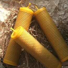 Декоративные свечи - Cвечи из пчелиного воска  , 0