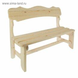 Скамьи и стойки - Скамейка к набору Разбойник 160 см, 0