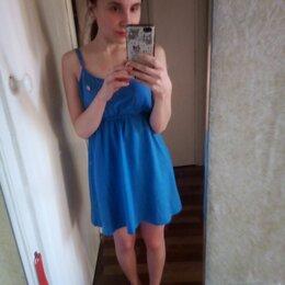 Платья - Летнее платье, 0