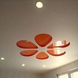 Потолки и комплектующие - Натяжной потолок в Красногорске, 0