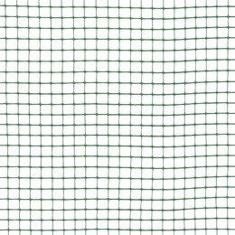 Заборчики, сетки и бордюрные ленты - Сетка от птиц, ячейка 6x6мм, намотка 2x10м, хаки, 0
