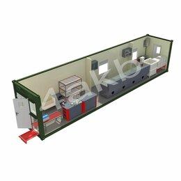 Аккумуляторы и комплектующие - Мобильная аккумуляторная мастерская АМ-1К(13)-16(001), 0