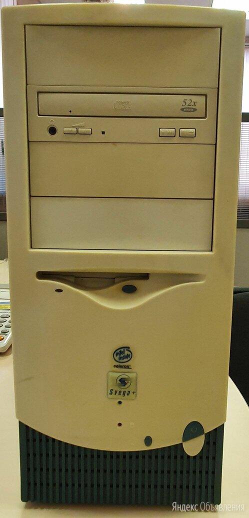 Корпус системного блока настольного компьютера по цене 2350₽ - Корпуса, фото 0