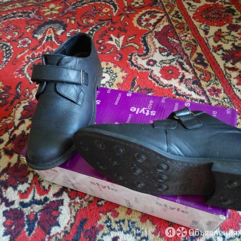 Обувь для мальчиков по цене 1000₽ - Туфли и мокасины, фото 0