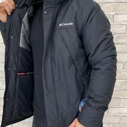 Куртки - Мужская зимняя куртка Columbia р-ры 44-56, 0