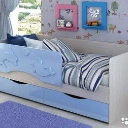 Кроватки - Кровать Дельфин 1,6, 0