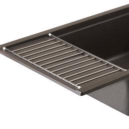 Решетки - Aquaton Решетка для кухонной мойки Aquaton Делия 65, 78 из нержавеющей стали ..., 0