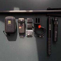 Экшн-камеры - Insta 360x one. Камера 360 с аксессуарами, 0