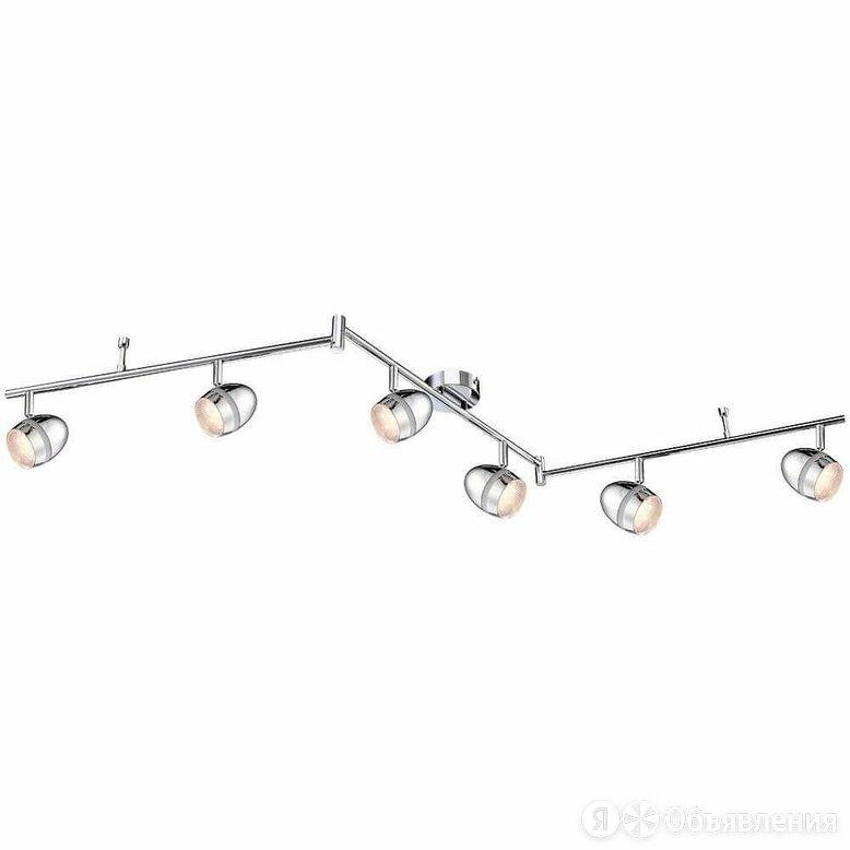 Трековая система Globo Manjola 56206-6 по цене 15585₽ - Настенно-потолочные светильники, фото 0