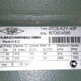 Промышленное климатическое оборудование - Агрегат Bitzer 4TCS-8.2Y, 0