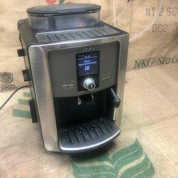 Кофеварки и кофемашины - Кофемашина krups ea8050, 0