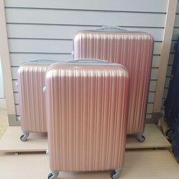 Чемоданы и аксессуары к ним - Чемодан на колесах прочный чемодан новый, 0