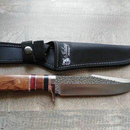 Ножи и мультитулы - Нож туристический вес 293 гр, 0