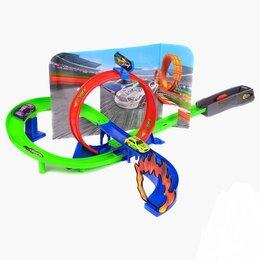 Машинки и техника - Автотрек Hot Wheels HW06, 0