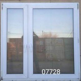 Окна - Пластиковое окно (б/у) 1420(в)х1450(ш), 0