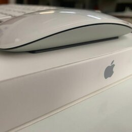 Комплекты клавиатур и мышей - Комплект от марки Apple -Magic Mouse and Magic Keyboard, 0